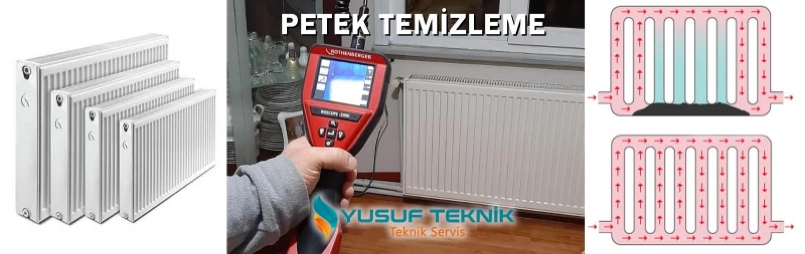 istanbul petek temizleme