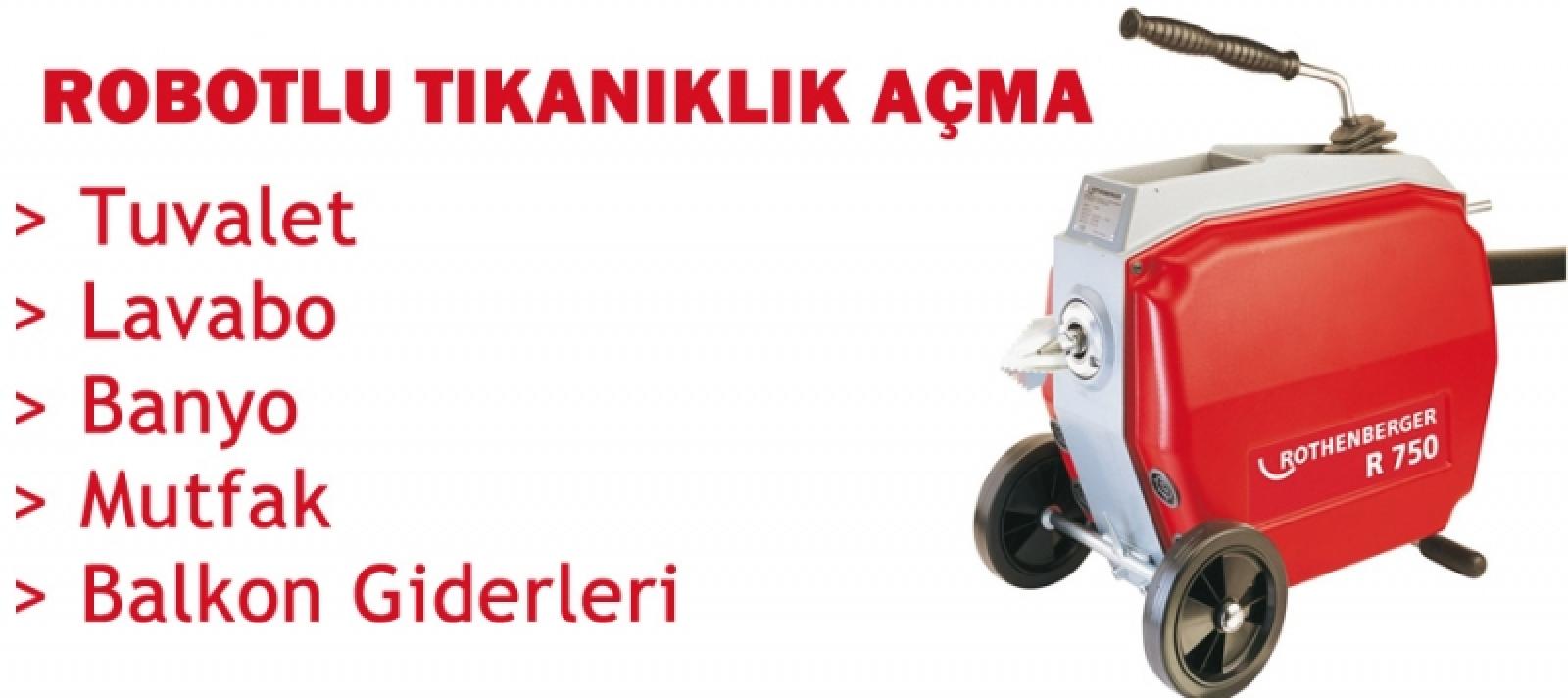 istanbul tıkanıklık açma