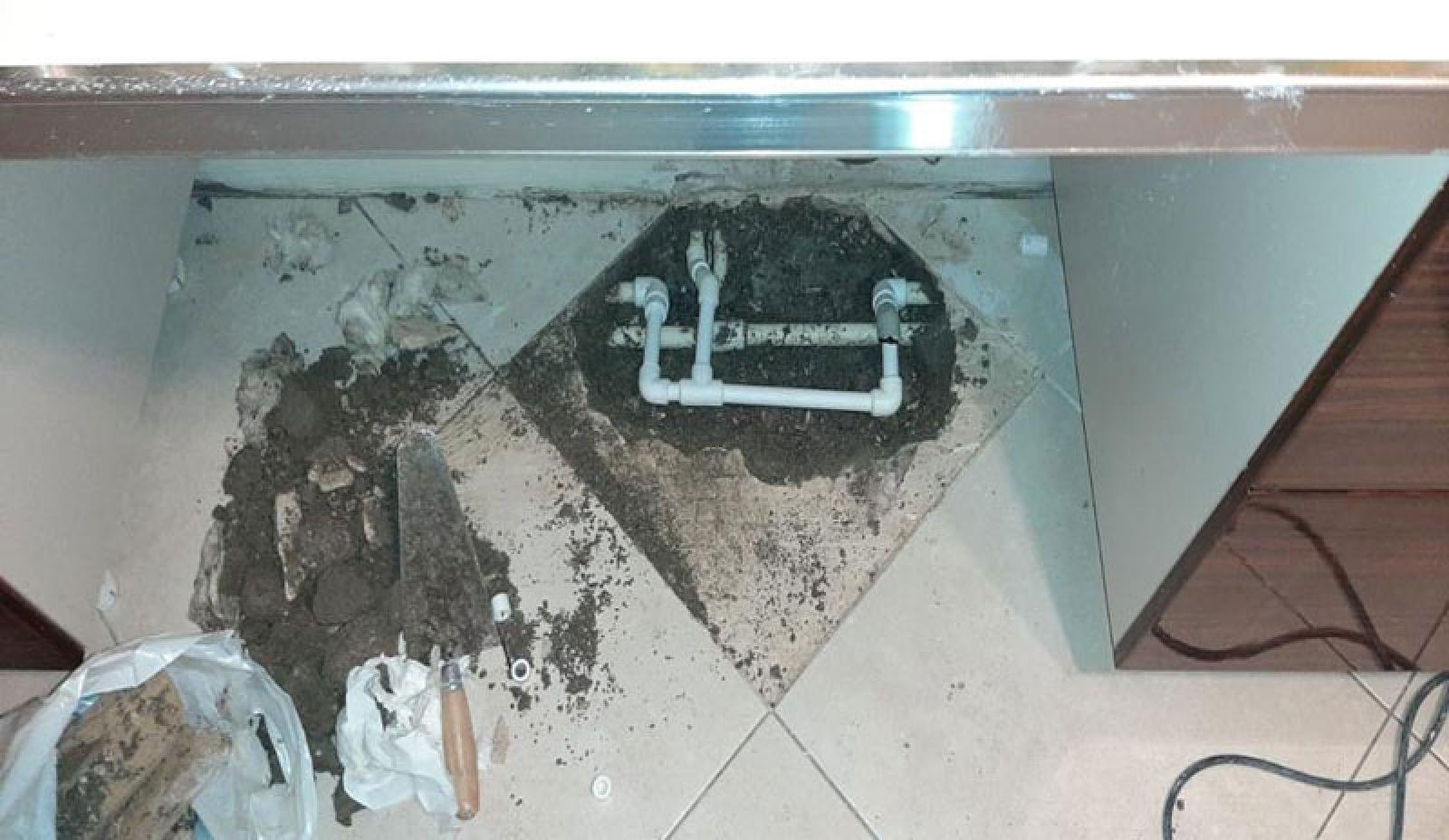 kartal cevizli su kaçağı tespiti